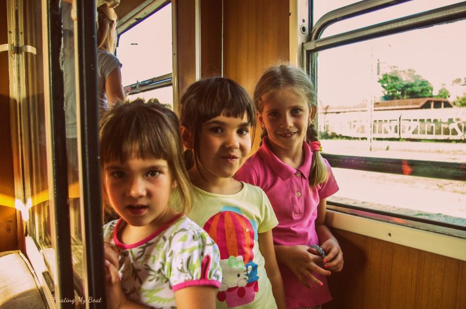 The taste of Montenegrin trains