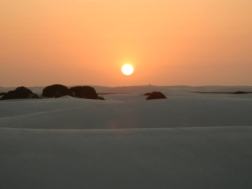 The Lençóis Maranhenses National Park