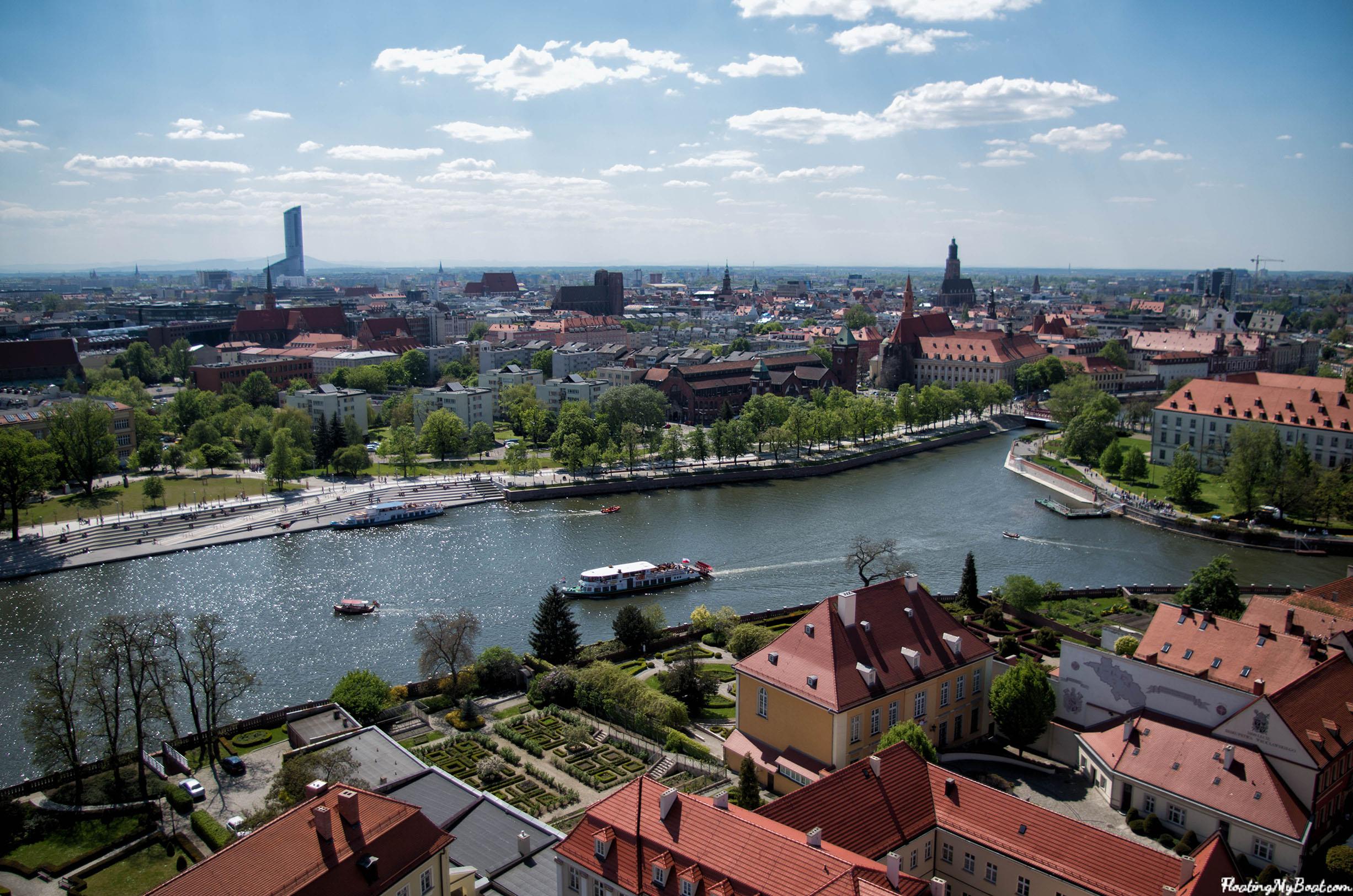Piękny ten Wrocław, prawda?