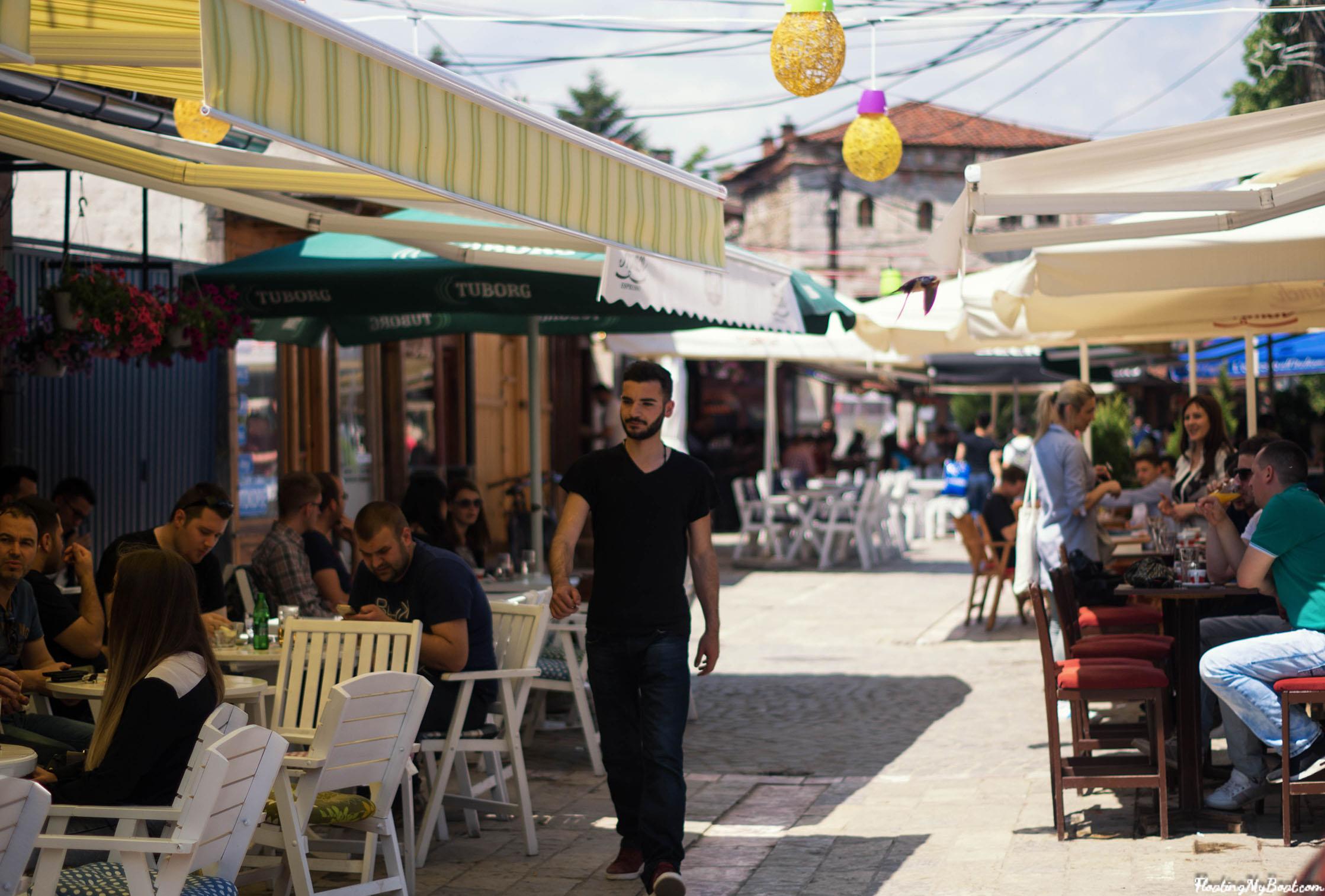 visit Gjakova old bazaar