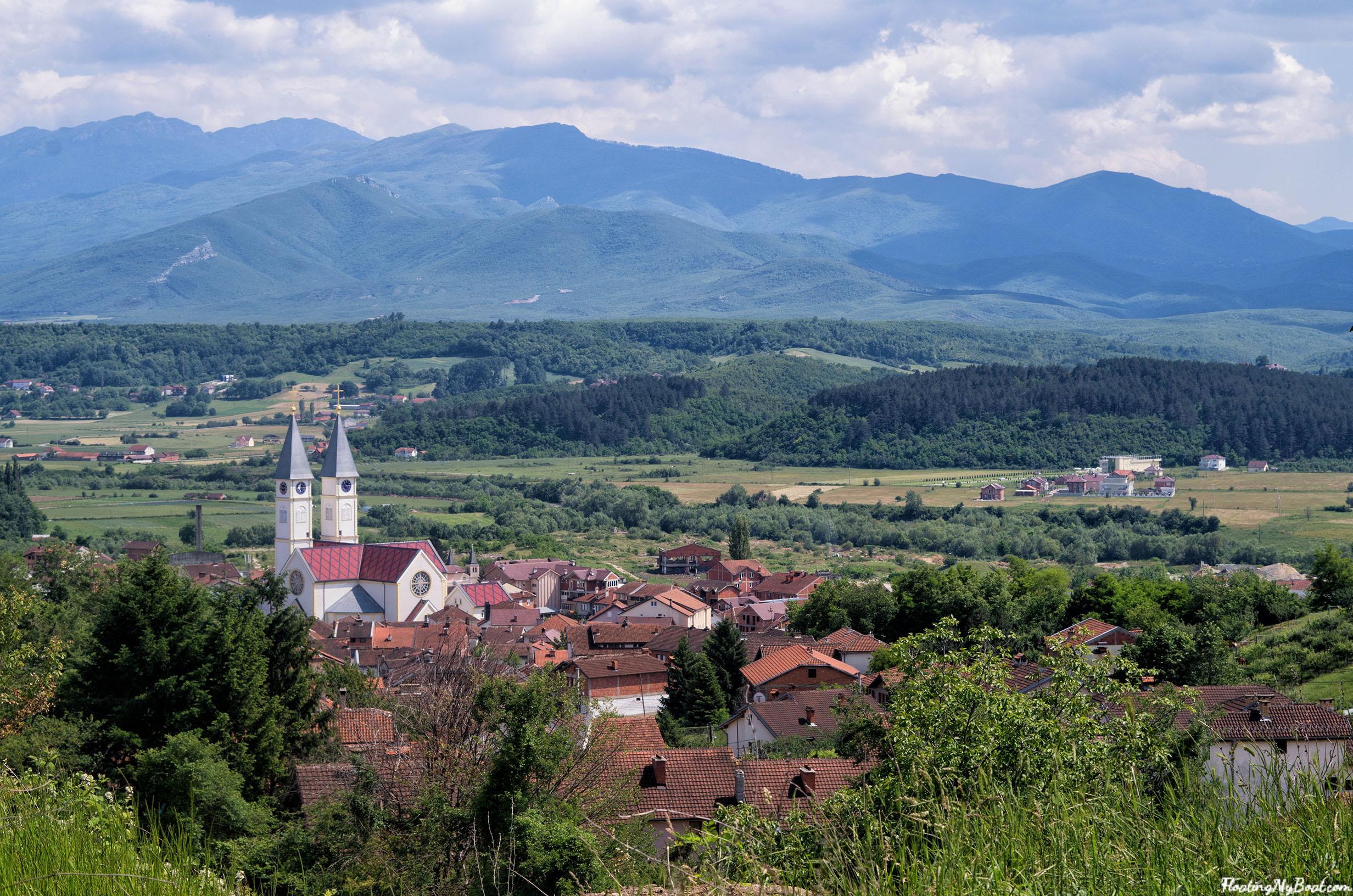 visit Çabrati hill gjakova kosovo