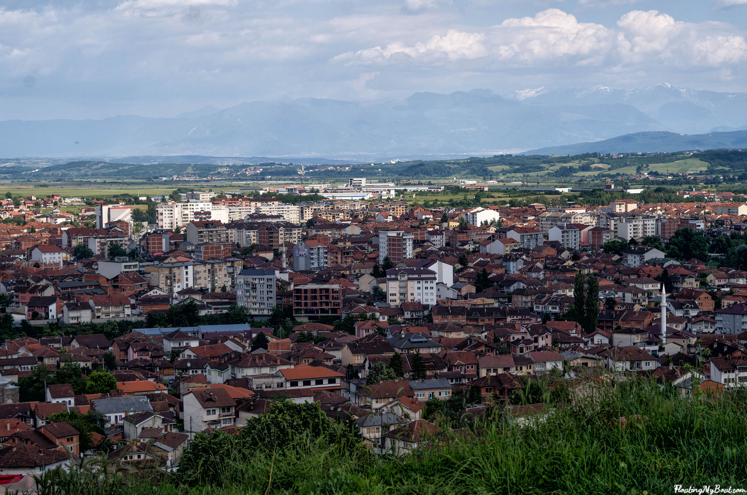 visit Çabrati hill gjakova in kosovo