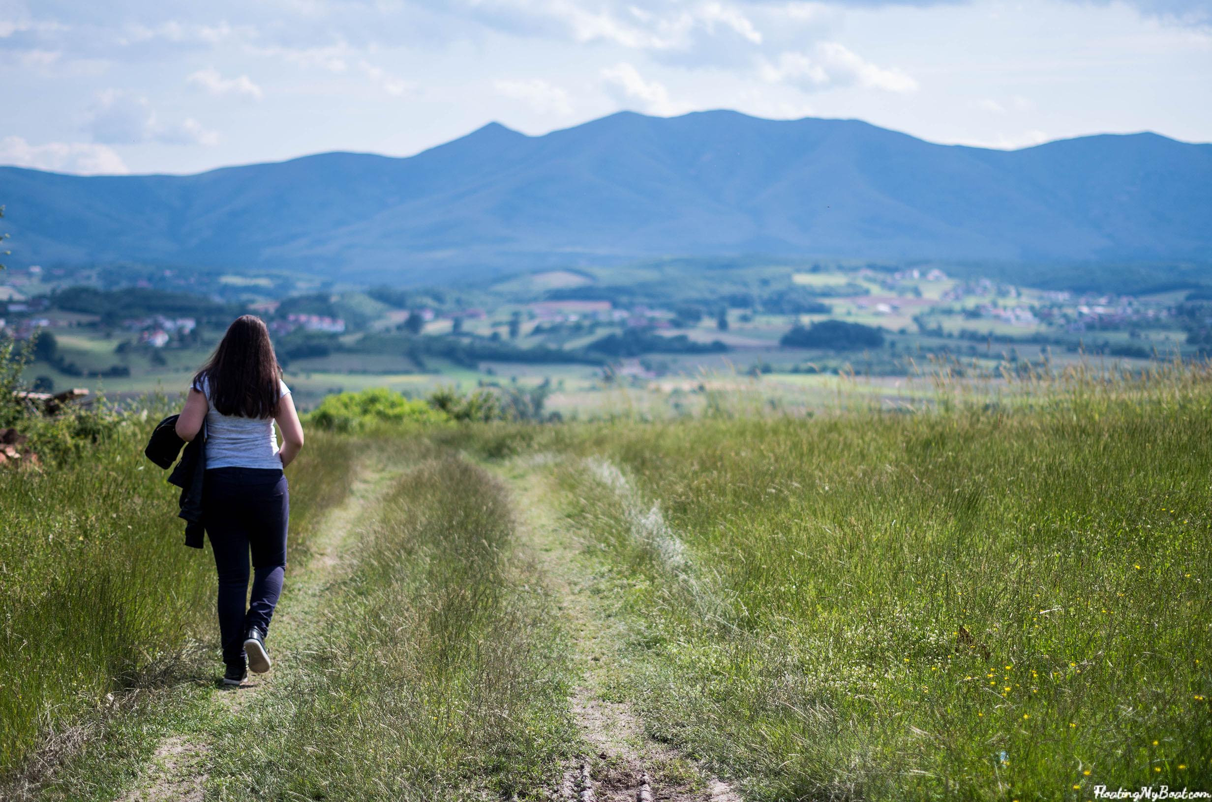 hiking in Gjakova kosovo