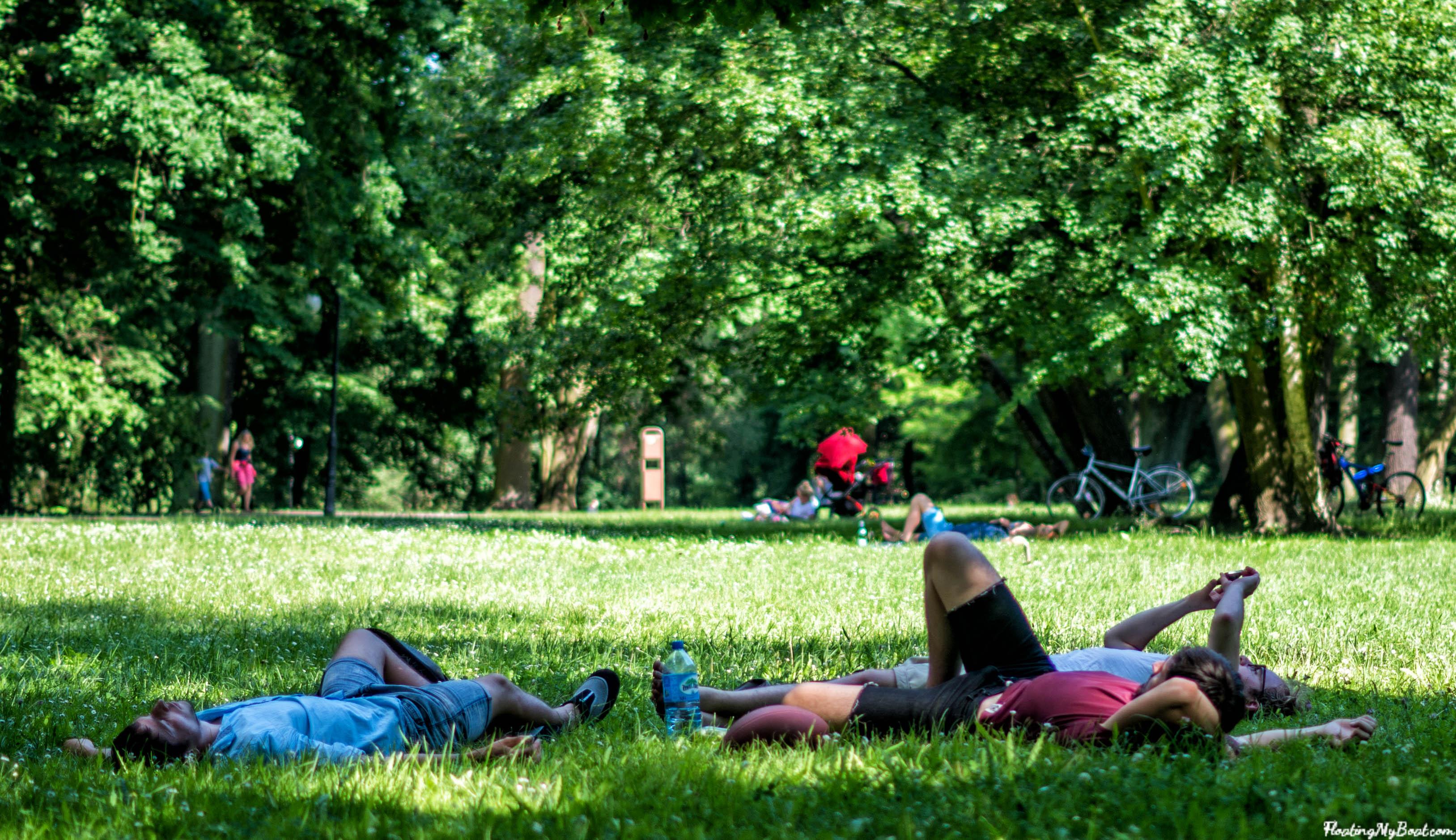 park-solacki-poznan-wiosna