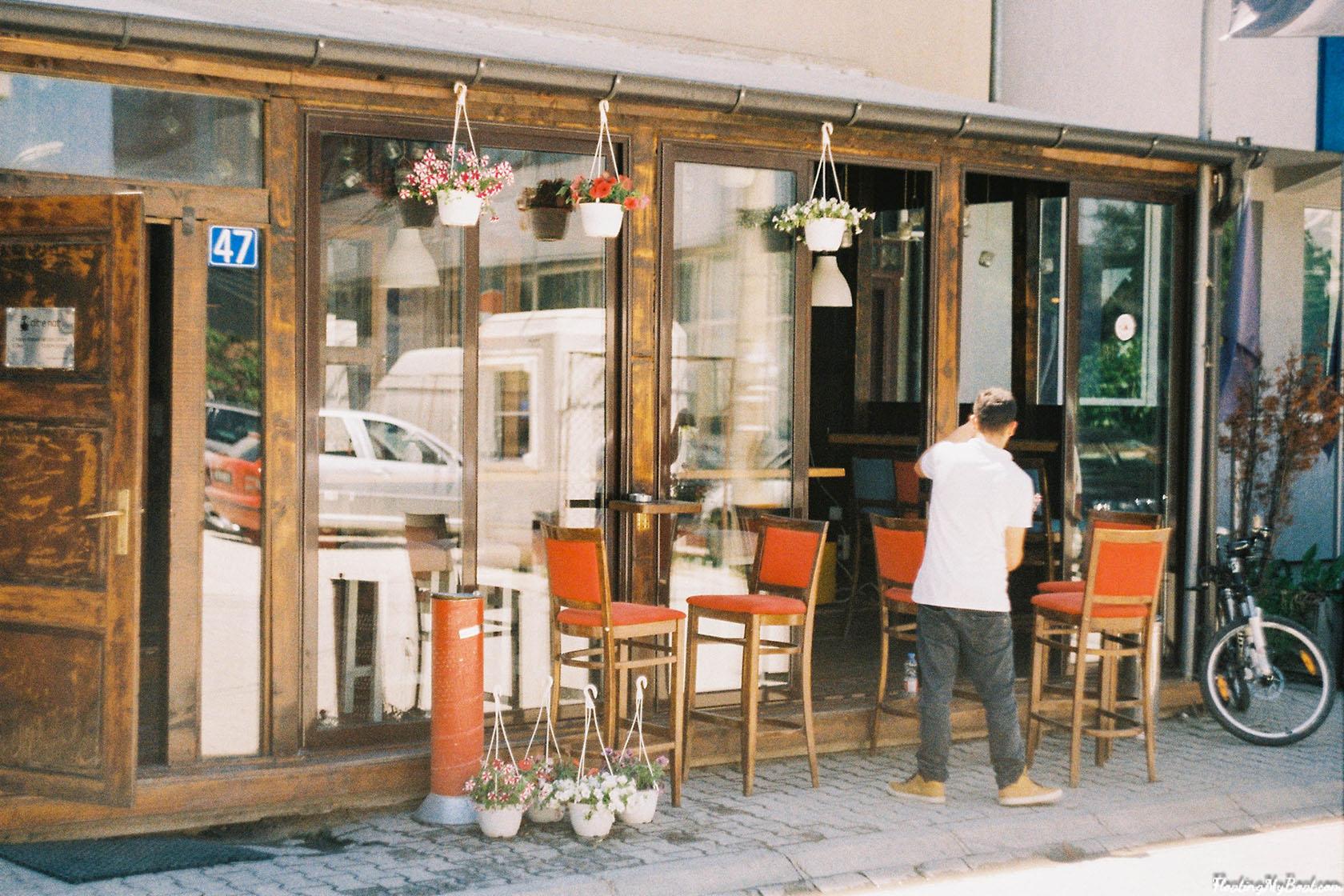the best cafe pristina dit-e-nat cafe