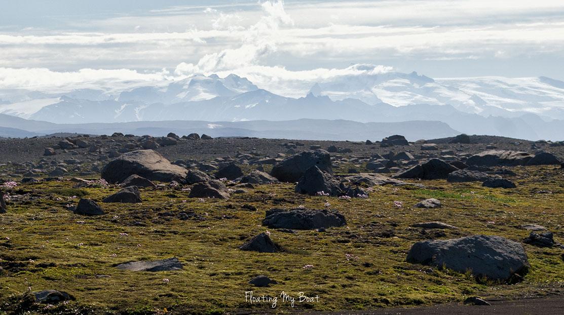 trekking Vatnajokull iceland