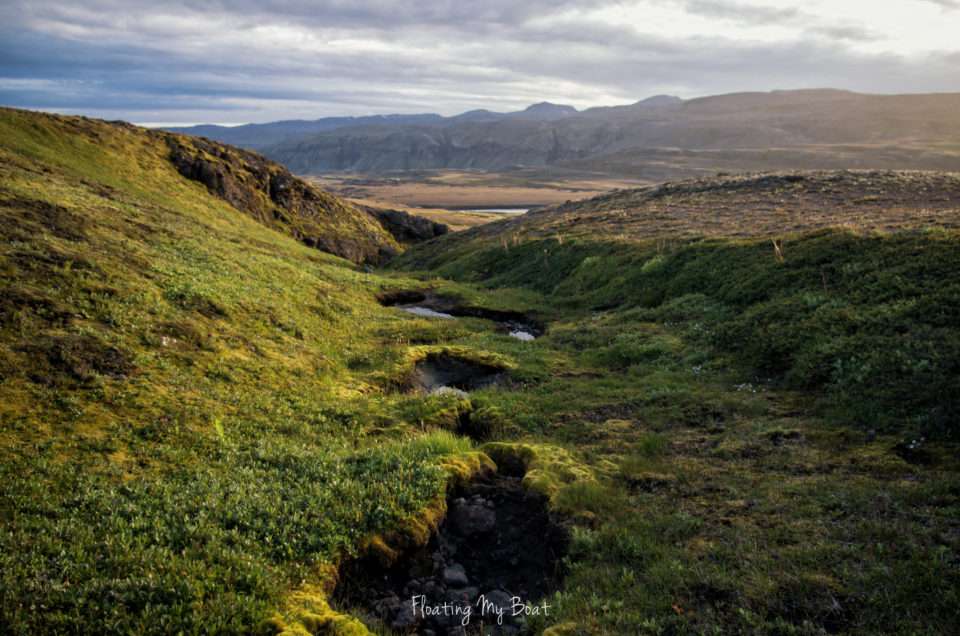 How to prepare for trekking Iceland - practical information about multi-day off-path trekking in Vatnajökull