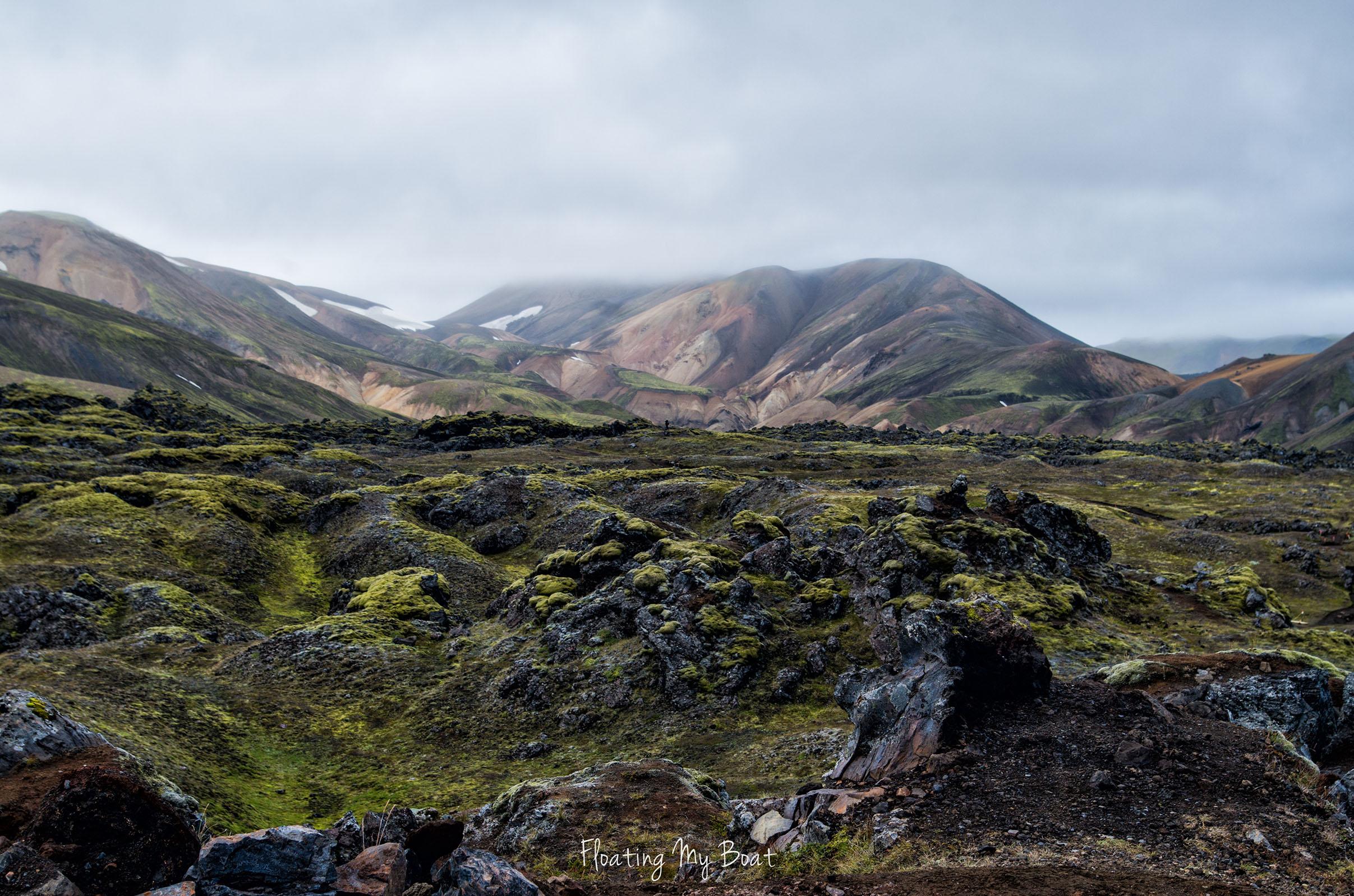 Laugahraun-lava-fields-hiking-landmannalaugar