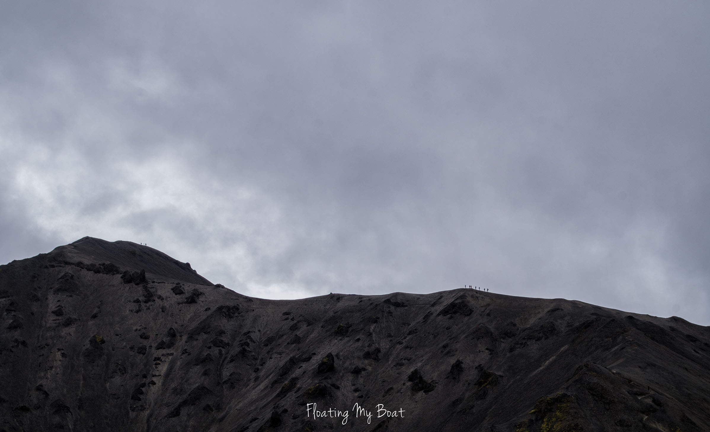 Blahnukur-volcano-landmannalaugar-iceland