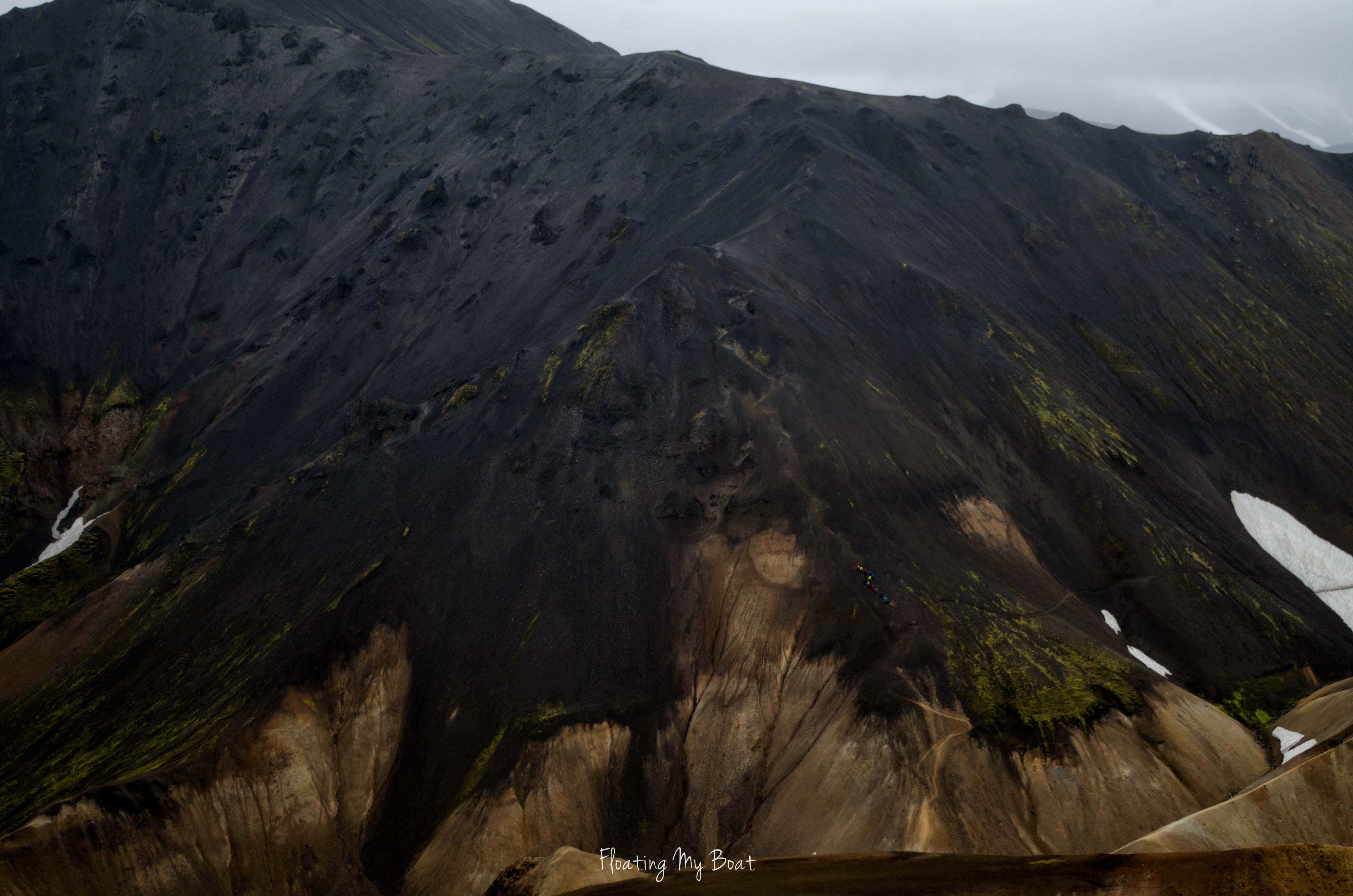 Blahnukur-volcano