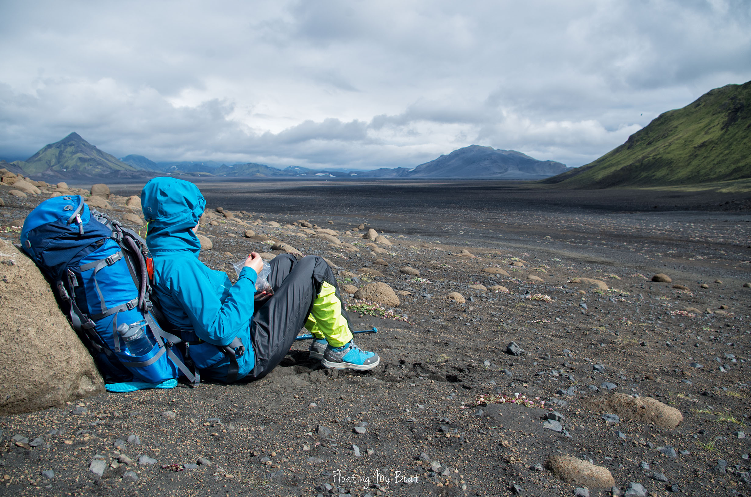 laiceland-laugavegur-trek-km-Álftavatn-to-Emstrur-Botnar