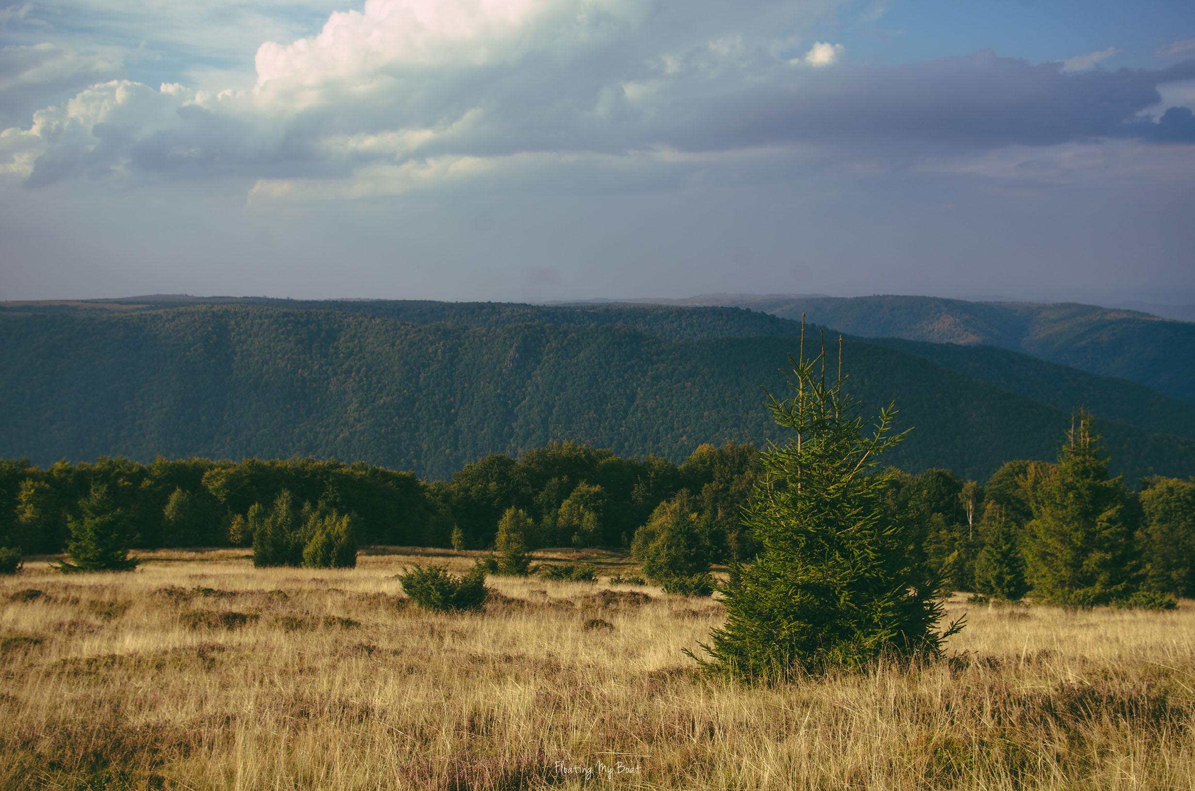rumunia-trekking-jezioro-tarnita-kluż-napoka