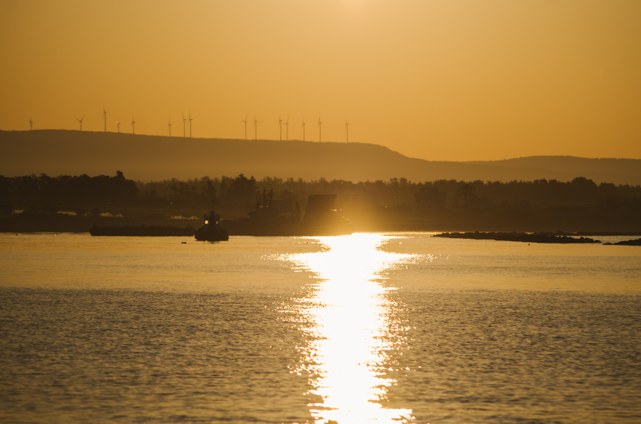 pafos-cypr-wschód-słońca-co-zobaczyć