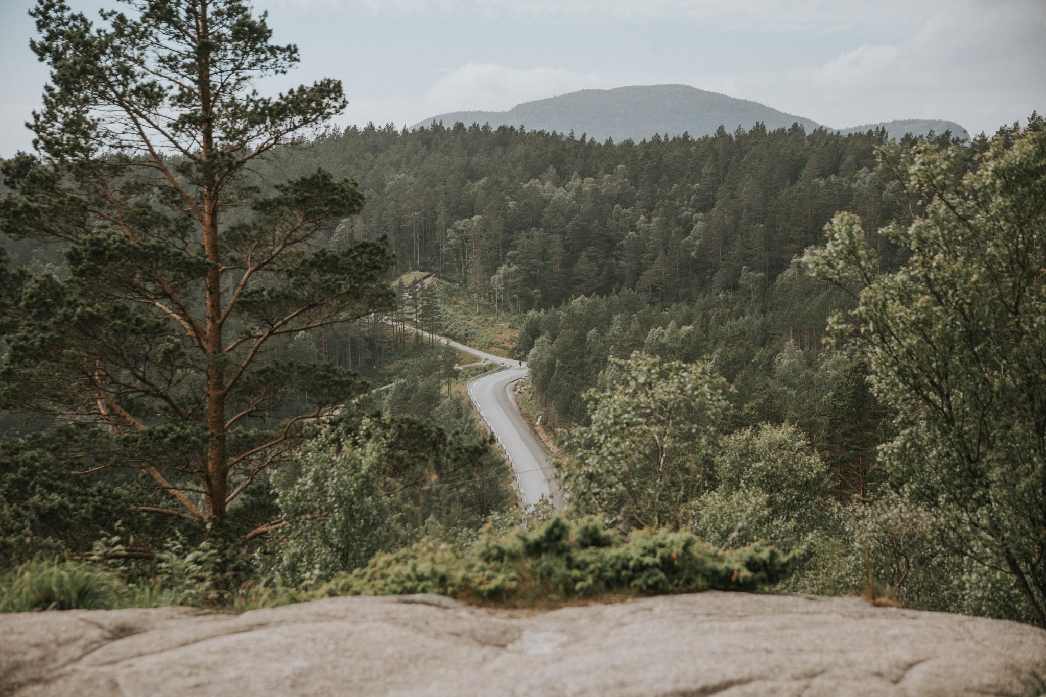 preikestolen-norwegia-trekking