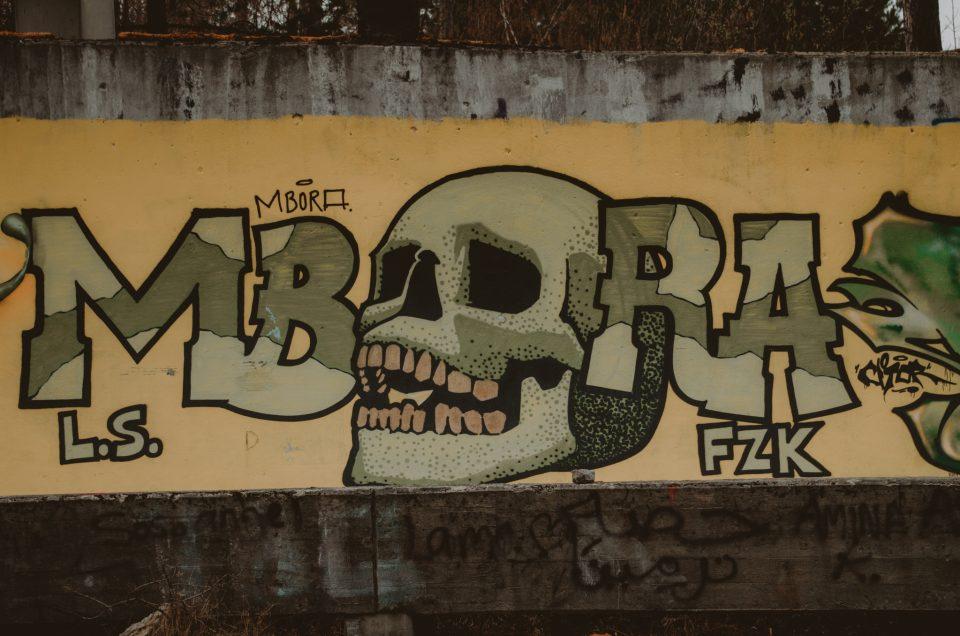 Opuszczony tor bobslejowo-saneczkarski w Sarajewie
