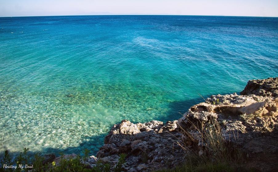 Dhermi beach Albania