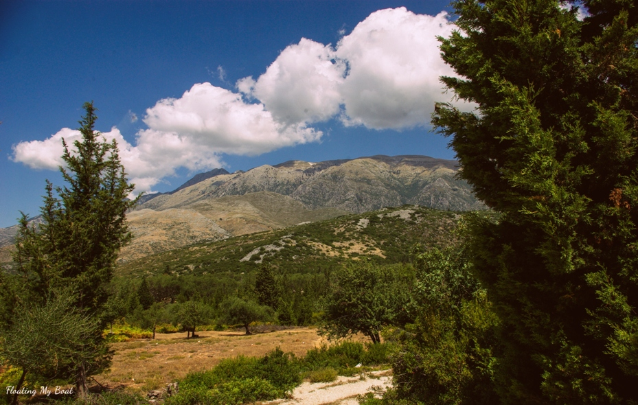 albanian mountains