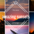 The most amazing sunsets ever. Part I – Europe